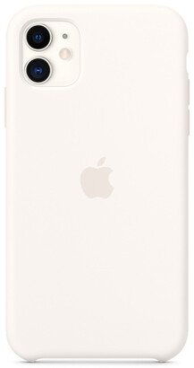 Apple iPhone 11 Silicone Case - Soft White