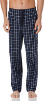 Perry Ellis Woven Check Sleep Pant