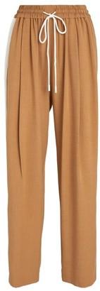 Camilla And Marc Benito Colour-Trim Trousers