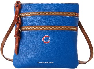 Dooney & Bourke MLB Cubs N S Triple Zip Crossbody
