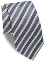 Eton Mixed Striped Silk Tie