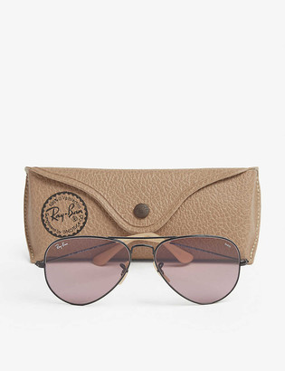 Ray-Ban Aviator Evolve aviator-frame sunglasses