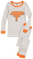 Tea Collection Toddler Boy's Tod Fitted Two-Piece Pajamas