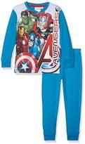Marvel Boy's Avengers Hero Uniform Pyjama Sets