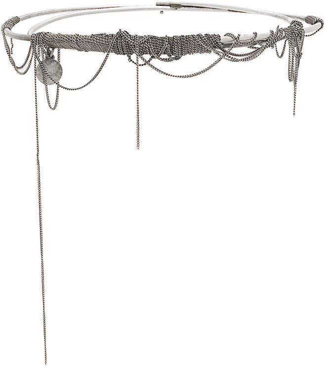 Ann Demeulemeester Double necklace