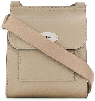Mulberry Small Antony Classic Grain Shoulder bag