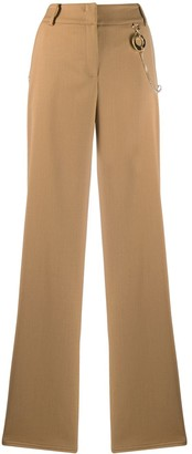 Class Roberto Cavalli High-Waisted Trousers