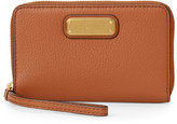 Marc by Marc Jacobs Tan Q Wingman Wallet