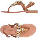 Stefanel Toe strap sandals