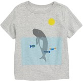 Tea Collection Manatee Graphic T-Shirt (Baby)
