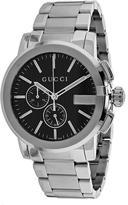 Gucci G-Chrono YA101204 Men's Stainless Steel Chronograph Watch
