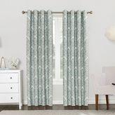 Sun Zero Claudine Blackout Lined Curtain