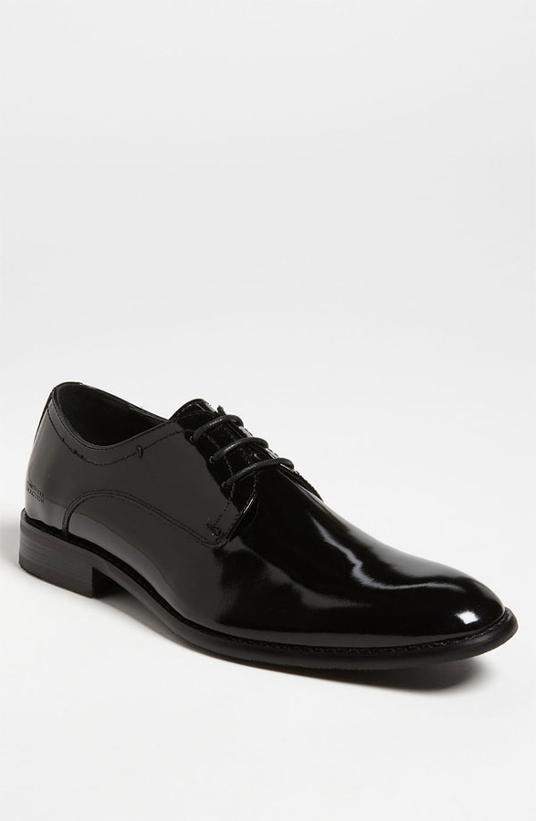 Kenneth Cole Reaction 'Focus Group' Patent Leather Derby (Online Exclusive)