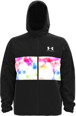 Under Armour Men's UA Pride Sportstyle Wind Hooded Jacket