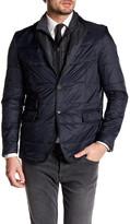 Bugatchi Removable Placket Jacket