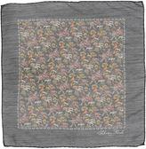 Salvatore Piccolo Square scarves