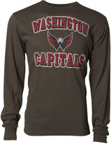 '47 Men's Long-Sleeve Washington Capitals Flanker T-Shirt