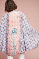 Anthropologie Coco Printed Kimono