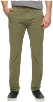 Scotch & Soda Classic Garment Dyed Chino Pants in Stretch Cotton Quality Men's Casual Pants
