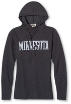 Minnesota Local Pride by Todd Snyder Men's Minnesota Hoodie - Charcoal