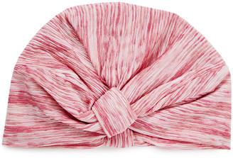 Missoni Mare Melange Crochet-knit Turban
