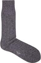Reiss Cash Ribbed Socks