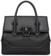 Versace Black Medium Empire Bag