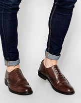 Lambretta Brogue Shoes