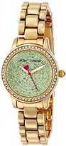 Betsey Johnson Women's BJ00272-07 Crystal-Accented Watch