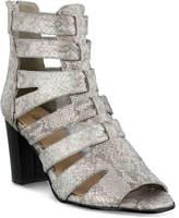 Azura Women's Quidam Gladiator Sandal -Grey