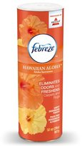 Bissell Febreze Hawaiian Aloha Room & Carpet Deodorizing Powder Endorsed by BISSELL, 32 ounces