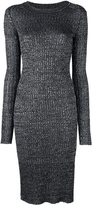 Isabel Marant fitted knit dress
