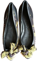 Burberry Leather ballet flats