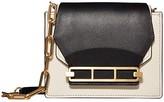 Zac Posen Katie Chain Crossbody - Color Block (Black) Handbags