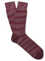 Missoni - Patterned Cotton-blend Socks