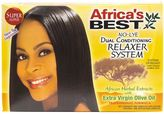 Africa's Best No Lye Super Relaxer System