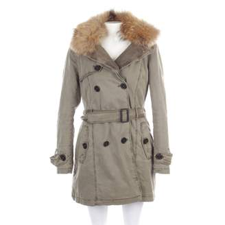 Green Cotton Blonde No.8 \N Coats