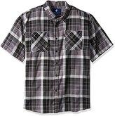 Rocawear Men's Big and Tall Underboshort Short Sleeve Shirt