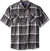 Rocawear Men's Big and Tall Underboshort Sleeve Short Sleeve Shirt