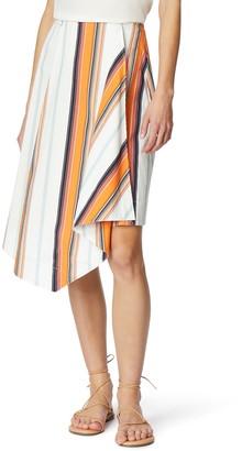 Habitual Skylar Handkerchief Skirt