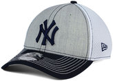 New Era New York Yankees Heathered Neo 39THIRTY Cap