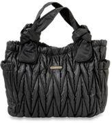 Timi & Leslie Marie Antoinette II Diaper Bag in Black