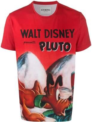 Iceberg Walt Disney Pluto print T-shirt