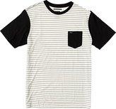RVCA Men's Change Up Stripe Shirt