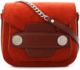 Stella McCartney two-tone Stella Popper shoulder bag