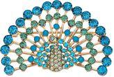 Napier Peacock Pin