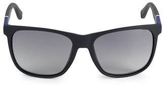 Tommy Hilfiger 56MM Square Sunglasses