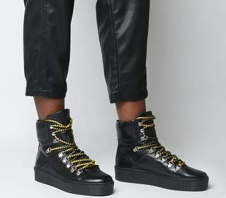 Shoe The Bear Shoe the Bear Agda L Hiker Boots Black