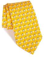 Vineyard Vines Men's Tennessee Smokey Silk Tie