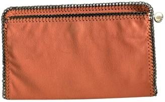 Stella McCartney Falabella Orange Cloth Clutch bags